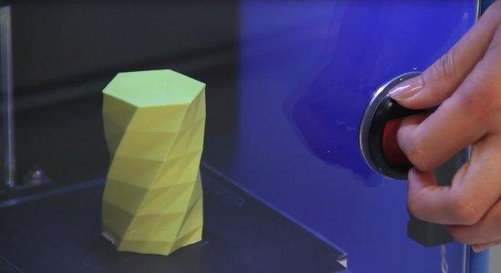 CampuSprint3D: la stampante 3D fin dalla scuola d'infanzia