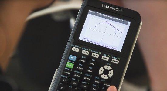 Calcolatrici grafiche Texas Instruments alla maturità