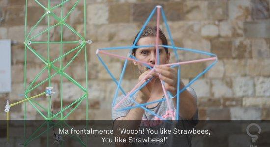 Cos'è Strawbees?