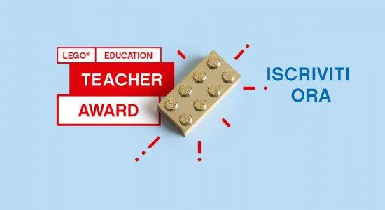 LEGO Education Teacher Award 2018