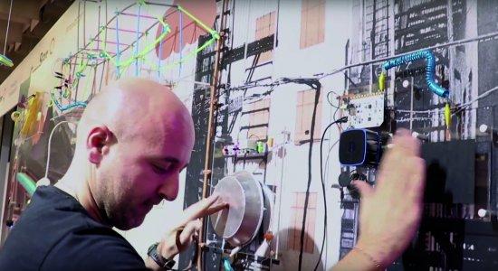 Parete interattiva CampuStore a Didacta Italia 2018