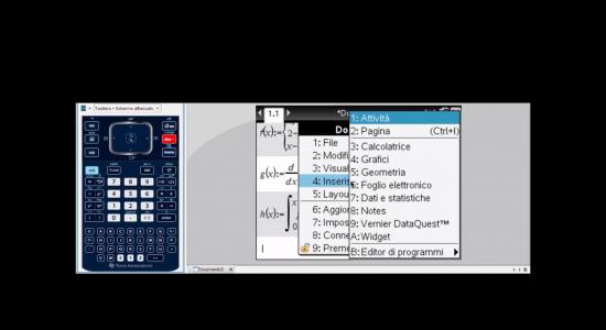 La calcolatrice grafica alla seconda prova – Grafici di funzioni derivate e funzioni integrali