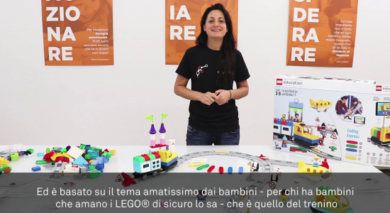 LEGO Education Coding Express – Il nuovo set per la scuola d'infanzia