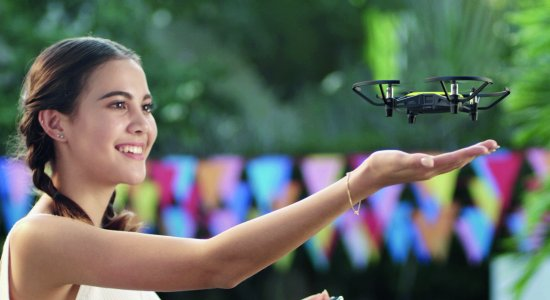 Geometria col drone