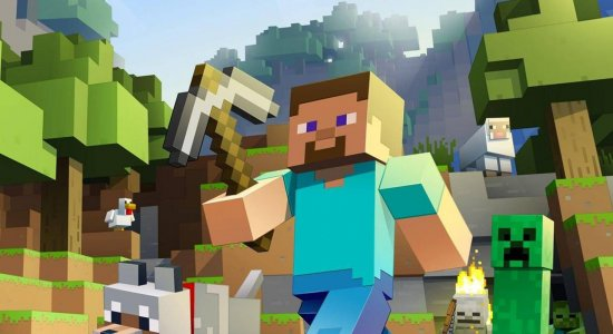 Marco Vigelini – La creatività di Minecraft in classe