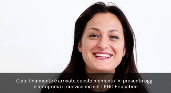 È arrivato LEGO Education SPIKE Prime