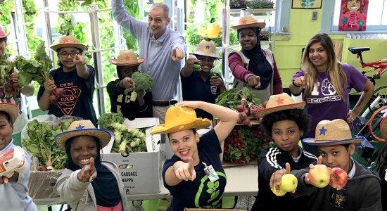 Coltivare futuro, il progetto di educazione alimentare nelle scuole