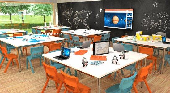 Webinar su ambienti di apprendimento innovativi: come realizzarli efficacemente nella propria scuola?