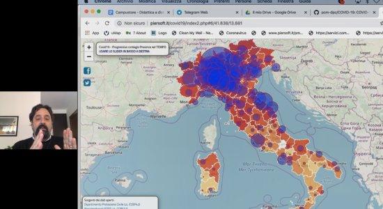 Didattica a distanza con OpenData, BigData e IoT al tempo del Coronavirus