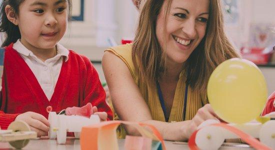 Inventare materiali didattici per scuola d'infanzia e primaria al tempo della didattica a distanza