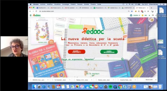 Redooc: uno strumento digitale per l'apprendimento a distanza