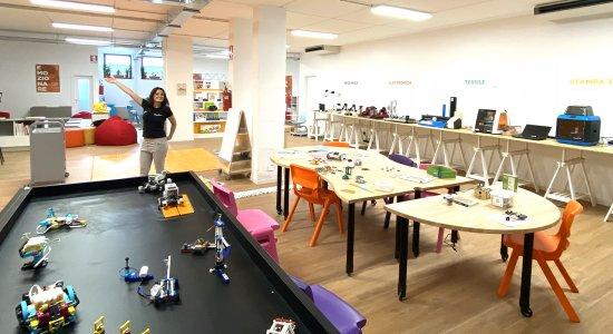 Alla scoperta di un vero ambiente di apprendimento innovativo: InnovaLab CampuStore