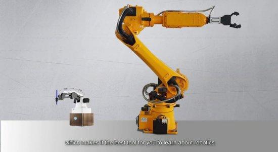 DOBOT Magician – Il braccio robotico industriale STEAM