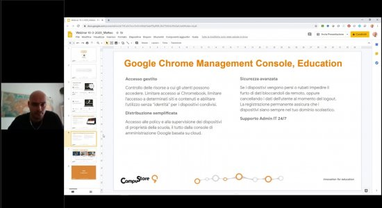 Chromebook e G Suite for Education: come aiutano la Didattica a distanza