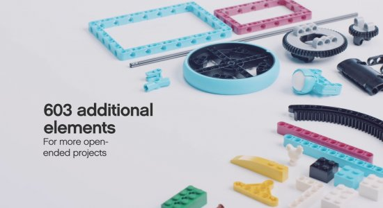 LEGO Education SPIKE Prime Set di espansione