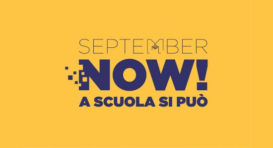 September NOW a scuola si può