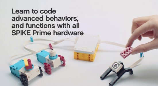 LEGO Education SPIKE Prime – Per iniziare