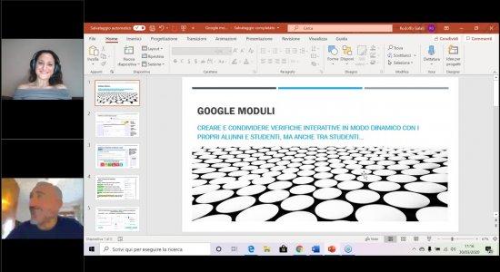 Didattica a distanza con Google Moduli: creare verifiche e accertare le competenze anche a distanza