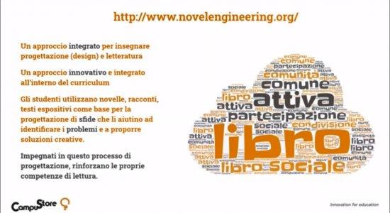 Nuove frontiere per le competenze di lettura: il modello della novel engineering