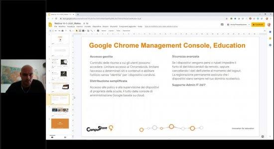 Chromebook e G Suite for Education: come aiutano la Didattica a distanza