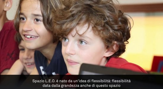 Ambienti di apprendimento innovativi: lo Spazio L.E.O. all'Istituto Mattarella di Modena