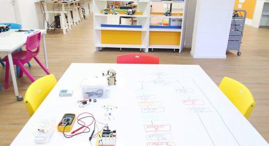Idee per spazi didattici innovativi