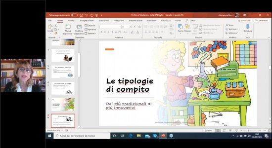 Didattica a distanza e valutazione delle competenze: la parola ad Alessandra Rucci