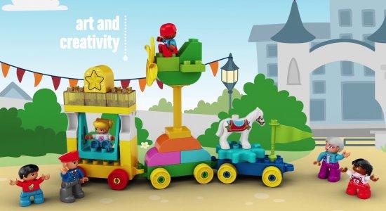 LEGO Education STEAM Park: immaginazione, arte e creatività