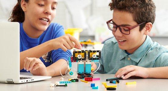 LEGO Education SPIKE Prime: un'idea per provarlo gratuitamente