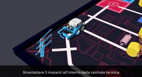 MakeX Starter City Guardian – Come funziona
