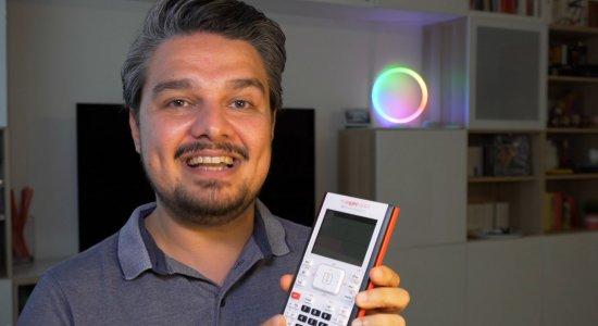 Invito del Prof. Digitale Alessandro Bencivenni al webinar sulle calcolatrici grafiche