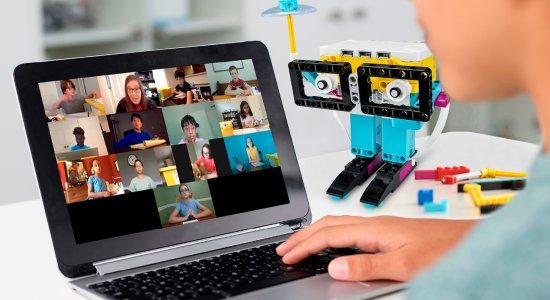 Apprendimento ibrido con LEGO Education: un ciclo di webinar gratuiti