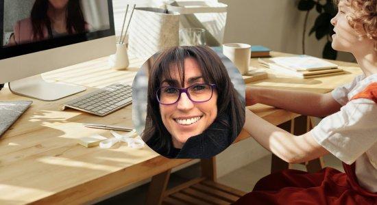 Spunti di scuola del futuro in tempo di COVID con Amanda Ferrario