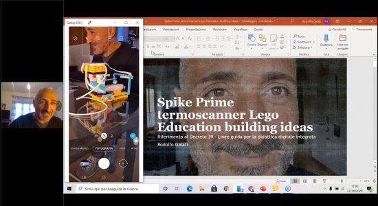 Apprendimento ibrido con LEGO Education – Lezione 3