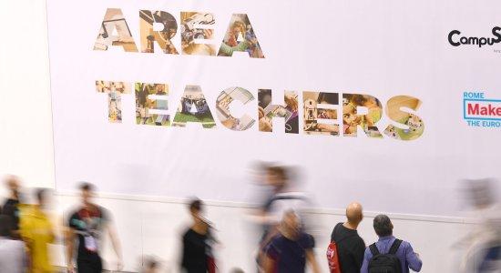 Maker Faire Rome 2020 - Area Teachers