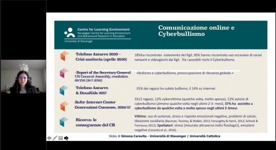 Comunicazione e linguaggio online: un approfondimento del cyberbullismo