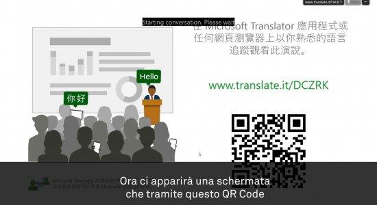 Microsoft Translator a scuola