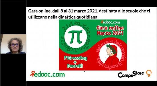 Tra Pi Greco Day e Dantedì con Redooc