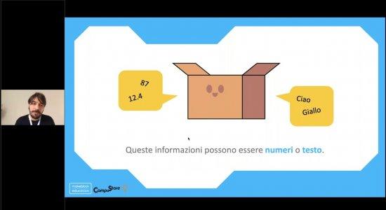 Codey Rocky: attività educative per capire il digitale – Lezione 4