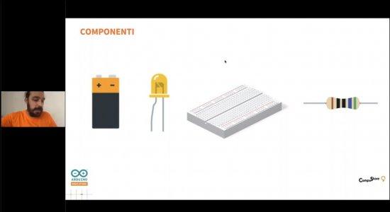 Come fare lezione a scuola e a casa con Arduino Student Kit – Lezioni 0, 1 e 2