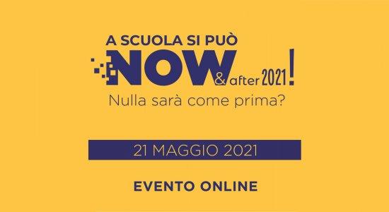 NOW&AFTER 2021 convegno online gratuito