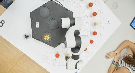 braccio robotico educativo edo