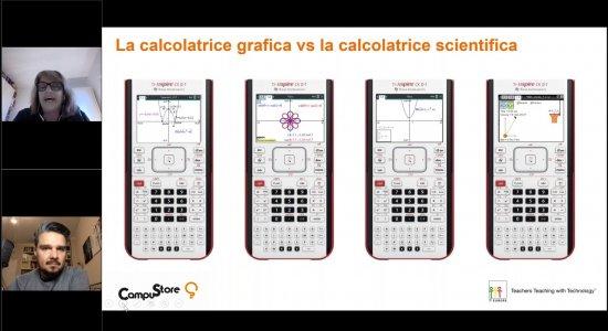 Calcolatrici grafiche nella didattica