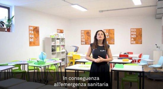Nuovo finanziamento per adeguamento spazi scolastici in contrasto al Covid-19