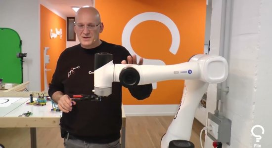 Bracci robotici didattici Dobot