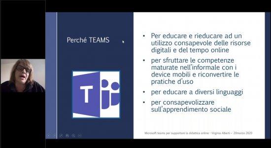 Didattica a distanza e la classe si fa squadra: esempi ed idee di lezione in Microsoft Teams