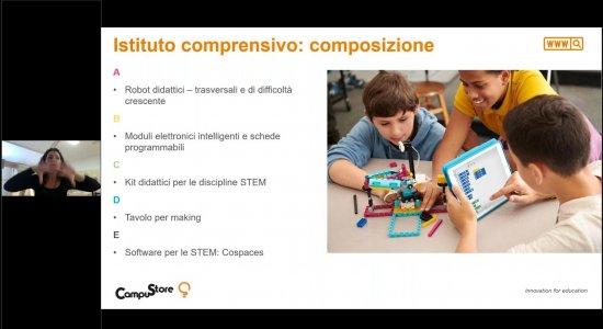 Bando STEM – Progetti pronti per tutti i livelli scolastici
