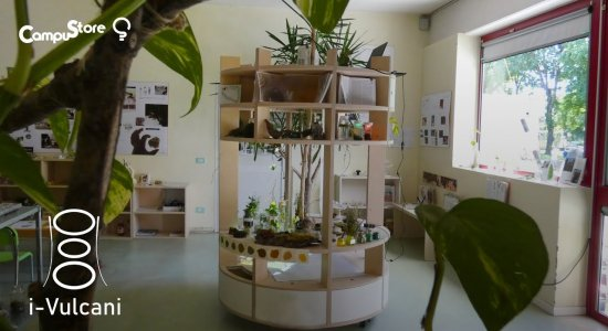 i-Vulcani: tavoli per making per le STEM