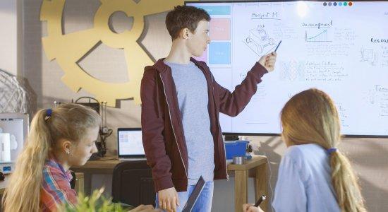 Digital Board - Monitor interattivi