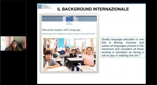 Ambienti e scenari per la didattica delle lingue